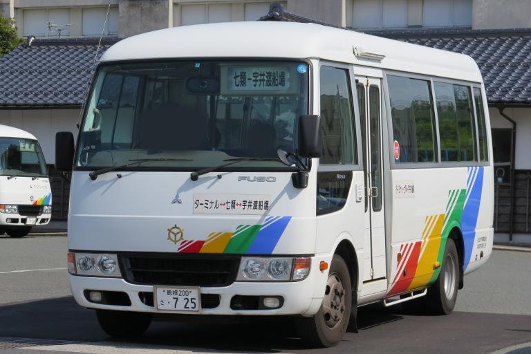 島根200さ 山陰バス図鑑   さん...