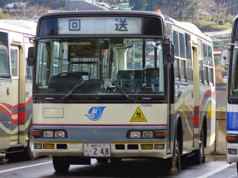 島根22や 山陰バス図鑑 | さんいんリンク